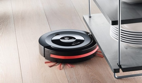 le irobot roomba 960 est le meilleur aspirateur robot de 2018. Black Bedroom Furniture Sets. Home Design Ideas